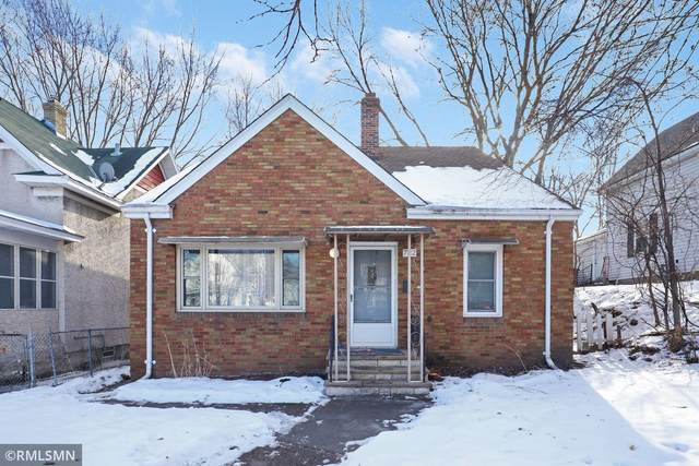 722 Magnolia Avenue E, Saint Paul, MN 55106 (#5704323) :: Tony Farah | Coldwell Banker Realty