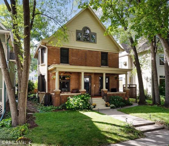 2708 Emerson Avenue S, Minneapolis, MN 55408 (#5704409) :: Tony Farah | Coldwell Banker Realty