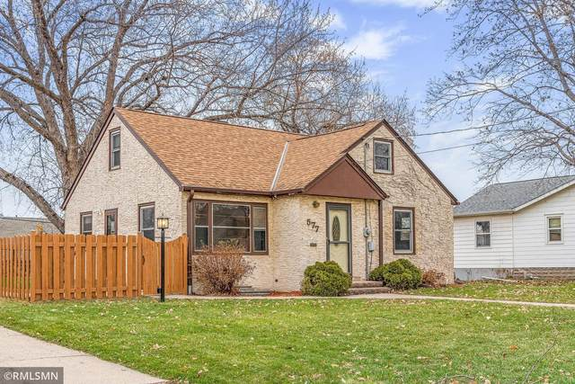 577 38th Avenue NE, Columbia Heights, MN 55421 (#5704576) :: Tony Farah | Coldwell Banker Realty