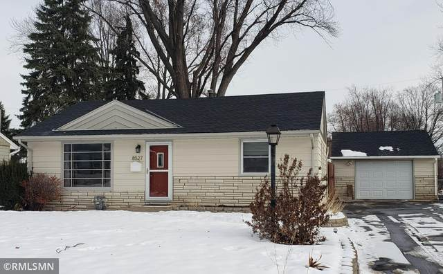 8527 13th Avenue S, Bloomington, MN 55425 (#5704776) :: Happy Clients Realty Advisors