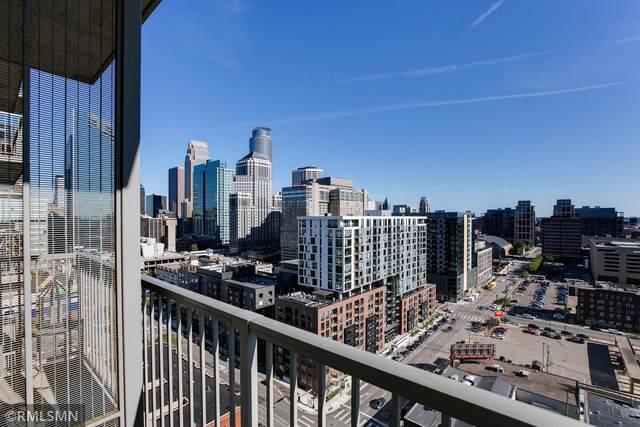 929 Portland Avenue #1704, Minneapolis, MN 55404 (#5704951) :: Twin Cities Elite Real Estate Group | TheMLSonline