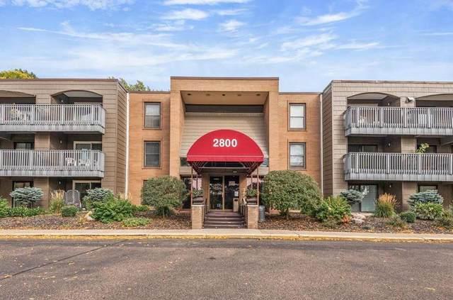 2800 Hamline Avenue N #218, Roseville, MN 55113 (#5704978) :: Happy Clients Realty Advisors