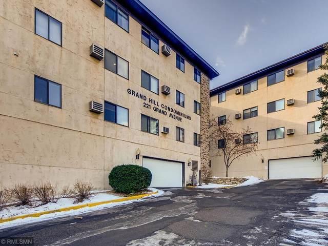 221 Grand Avenue W #309, South Saint Paul, MN 55075 (#5705834) :: Happy Clients Realty Advisors