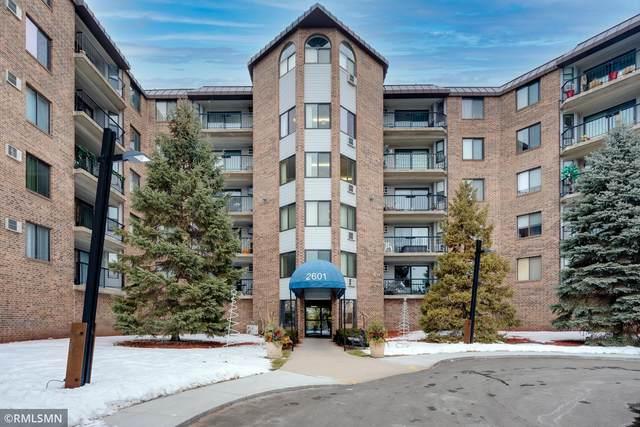 2601 Kenzie Terrace #520, Saint Anthony, MN 55418 (#5707817) :: Carol Nelson   Edina Realty