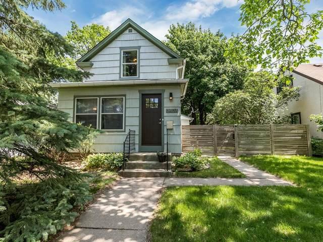 3407 Johnson Street NE, Minneapolis, MN 55418 (#5708106) :: Holz Group