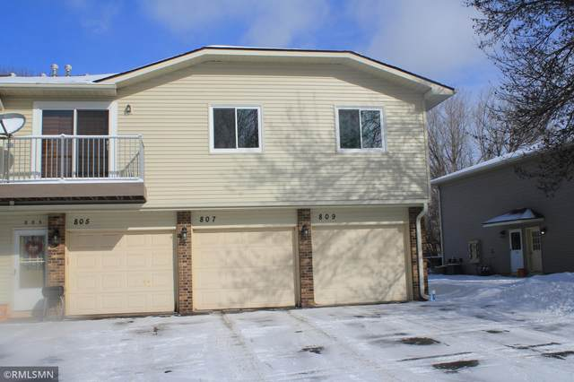 807 Parkside Drive 807G, Vadnais Heights, MN 55127 (#5708319) :: Bos Realty Group