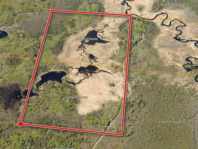 X S1/2 Of Nw1/2, Kugler Twp, MN 55790 (#5709707) :: The Pietig Properties Group