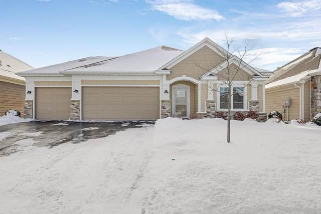 8705 9th Place N, Lake Elmo, MN 55042 (#5711413) :: Straka Real Estate