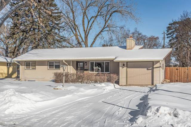 1827 Draper Drive, Roseville, MN 55113 (#5711616) :: Happy Clients Realty Advisors
