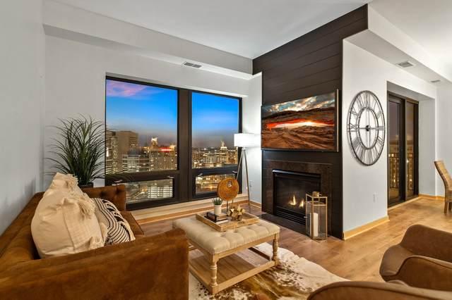 500 E Grant Street #2710, Minneapolis, MN 55404 (#5712111) :: Straka Real Estate