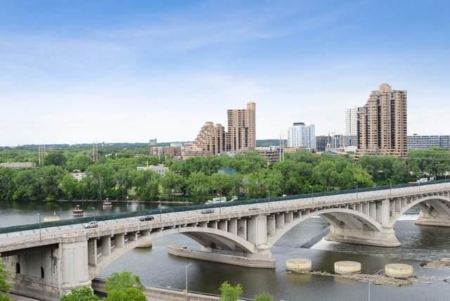 401 S 1st Street #1023, Minneapolis, MN 55401 (#5712292) :: Happy Clients Realty Advisors