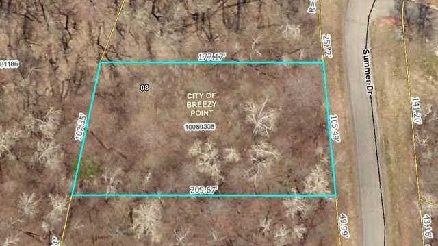 TBD Lot 2 Summer Drive, Breezy Point, MN 56472 (#5713216) :: The Pietig Properties Group