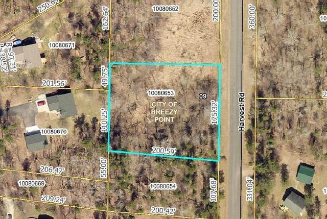 TBD Lot 25 Harvest Road, Breezy Point, MN 56472 (#5713238) :: Twin Cities Elite Real Estate Group | TheMLSonline
