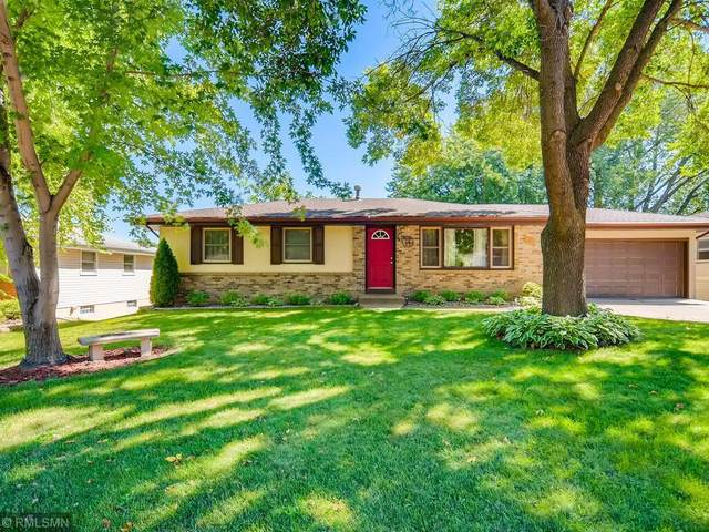 631 17th Avenue NW, New Brighton, MN 55112 (#5714254) :: Twin Cities Elite Real Estate Group | TheMLSonline