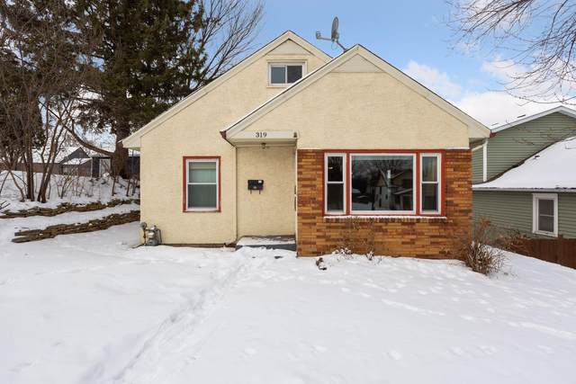 319 Clarence Street, Saint Paul, MN 55106 (#5714545) :: The Smith Team