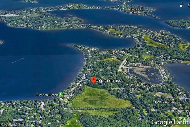 95 Birch Bluff Road, Tonka Bay, MN 55331 (#5714576) :: The Pietig Properties Group