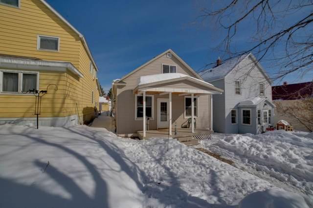 118 W Wisconsin Avenue, Gilbert, MN 55741 (#5715764) :: The Pietig Properties Group