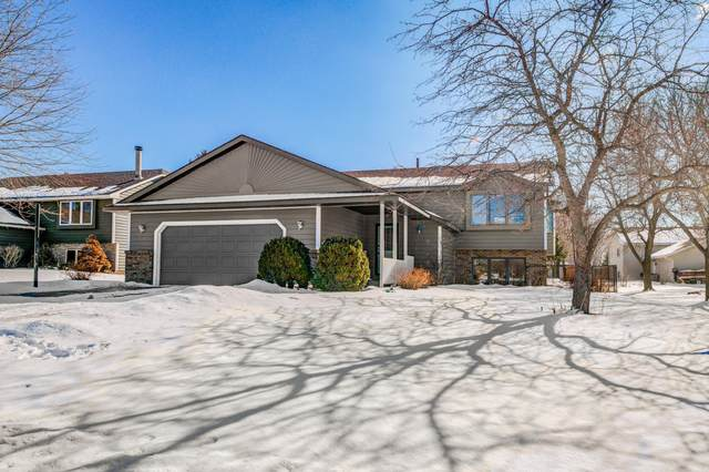 1935 Circle Drive NW, Sauk Rapids, MN 56379 (#5716274) :: Lakes Country Realty LLC