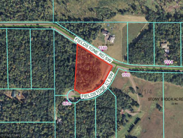 Lot 5 Block1 SW Fieldstone Road, Pequot Lakes, MN 56472 (#5716386) :: Twin Cities South