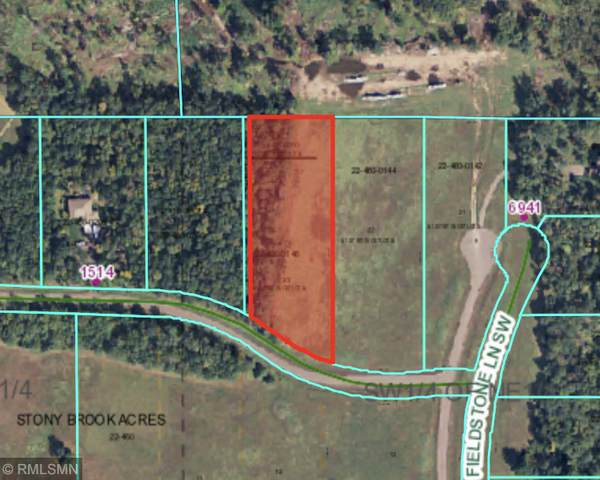Lot23 SW Fieldstone Road, Pequot Lakes, MN 56472 (#5716545) :: The Pietig Properties Group