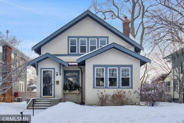 4221 Harriet Avenue, Minneapolis, MN 55409 (#5716625) :: Bos Realty Group