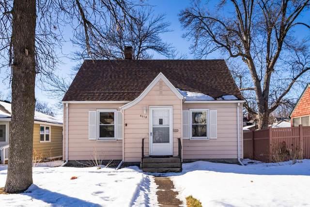 4018 Monroe Street NE, Columbia Heights, MN 55421 (#5716928) :: Twin Cities Elite Real Estate Group | TheMLSonline