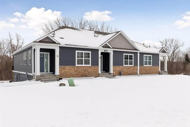 9021 Lexington Avenue NE B, Blaine, MN 55014 (#5717291) :: Straka Real Estate