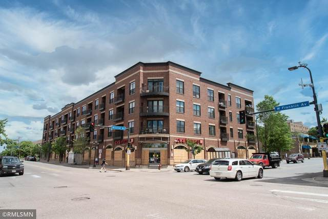 15 E Franklin Avenue #319, Minneapolis, MN 55404 (#5717304) :: The Janetkhan Group