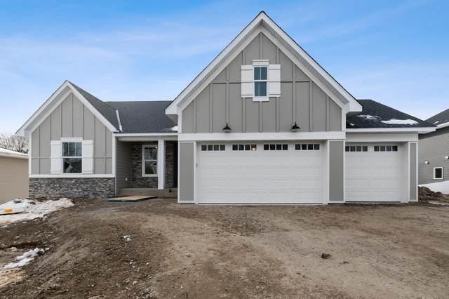 4251 Maple Hurst Drive N, Rockford, MN 55373 (#5717407) :: The Pietig Properties Group