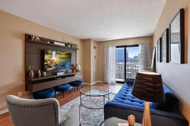 401 S 1st Street #604, Minneapolis, MN 55401 (#5717603) :: Happy Clients Realty Advisors