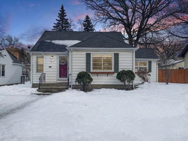 2617 Webster Avenue S, Saint Louis Park, MN 55416 (#5717833) :: The Pietig Properties Group