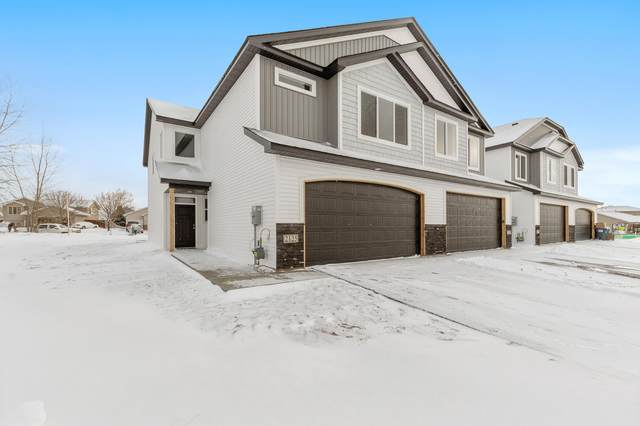 2143 Cleveland Way S, Cambridge, MN 55008 (#5717904) :: The Smith Team