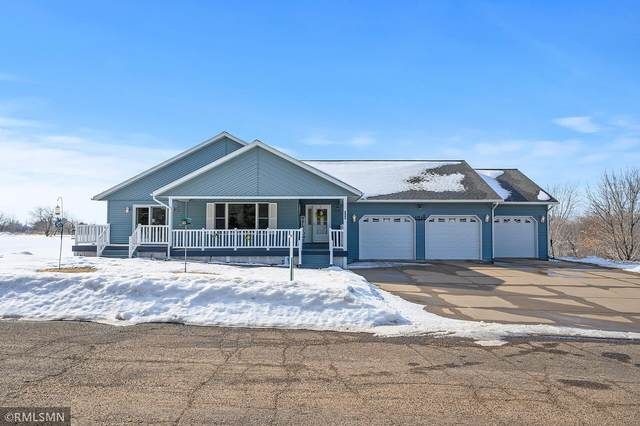317 Cleveland Street S, Almena, WI 54805 (MLS #5718740) :: The Hergenrother Realty Group