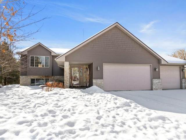816 Country Lakes Drive, Lino Lakes, MN 55014 (#5718858) :: The Odd Couple Team