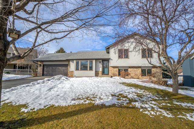 1160 Sunrise Alcove, Woodbury, MN 55125 (#5718896) :: Twin Cities Elite Real Estate Group | TheMLSonline