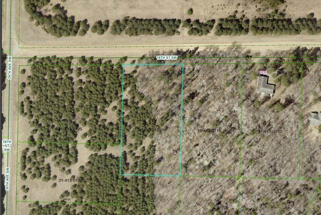 TBD Lot 4, Block 1,  18th Street SW, Pine River, MN 56474 (#5719048) :: The Odd Couple Team