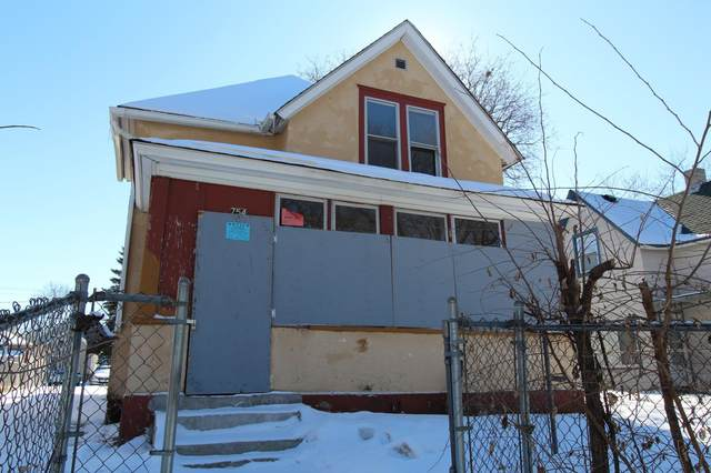 754 Van Buren Avenue, Saint Paul, MN 55104 (#5719317) :: Servion Realty