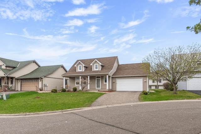 2703 Snowdrift Circle E, Maplewood, MN 55119 (#5720123) :: Lakes Country Realty LLC