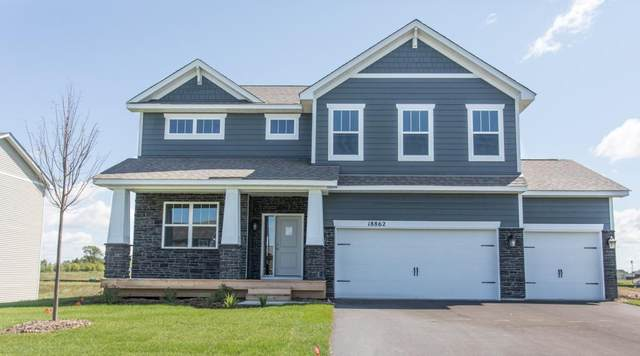 6060 Marx Court NE, Otsego, MN 55301 (#5720174) :: Servion Realty