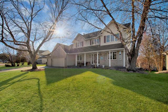14068 Forest Lane, Apple Valley, MN 55124 (#5720317) :: Servion Realty