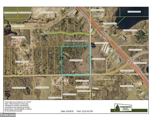 6330 Pine Beach Road, Baxter, MN 56425 (#5720822) :: Twin Cities South