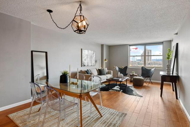401 S 1st Street #612, Minneapolis, MN 55401 (#5722535) :: The Janetkhan Group