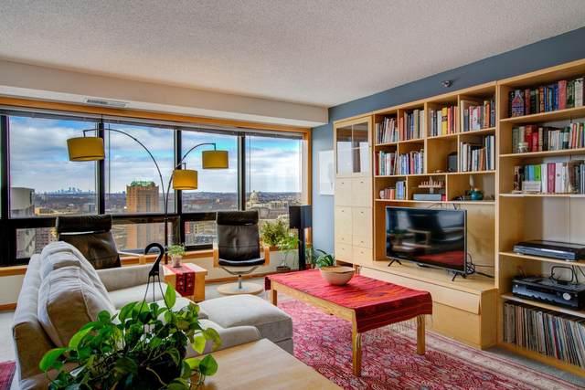 168 6th Street E #3401, Saint Paul, MN 55101 (#5722579) :: Helgeson & Platzke Real Estate Group