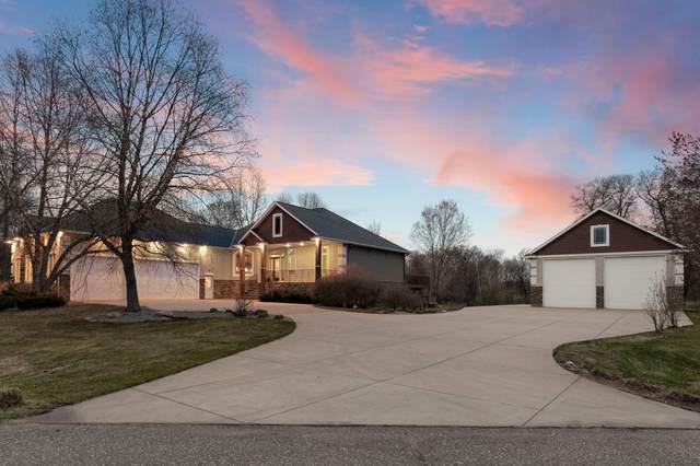 1280 211th Avenue NW, Oak Grove, MN 55011 (#5722767) :: Carol Nelson | Edina Realty