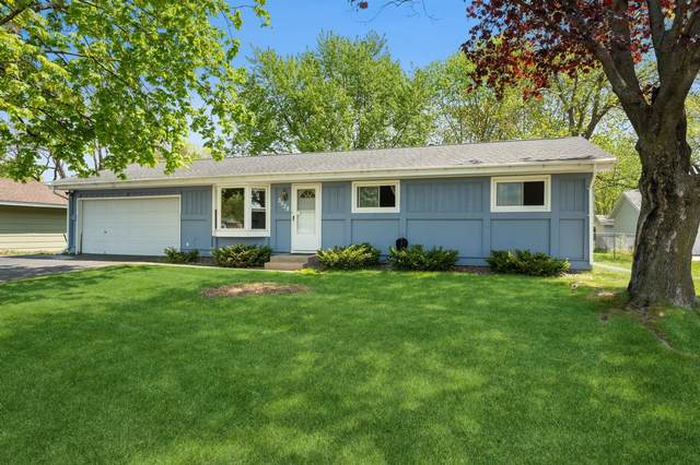 3928 Jay Lane, White Bear Lake, MN 55110 (MLS #5723584) :: The Hergenrother Realty Group