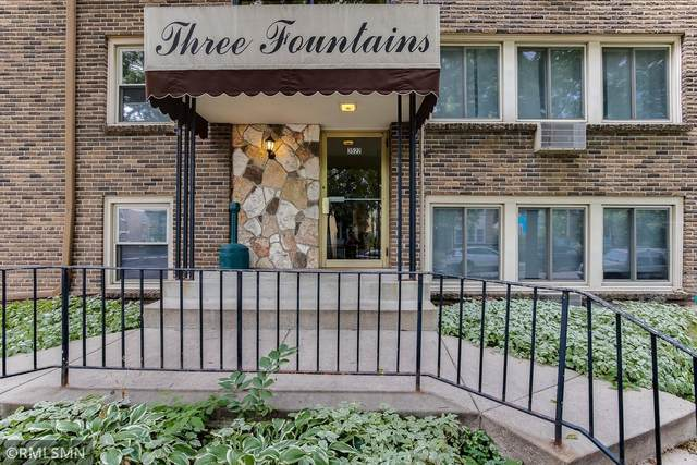 3522 Harriet Avenue #206, Minneapolis, MN 55408 (#5724418) :: Twin Cities South