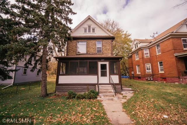 2207 Bryant Avenue N, Minneapolis, MN 55411 (#5724968) :: The Smith Team