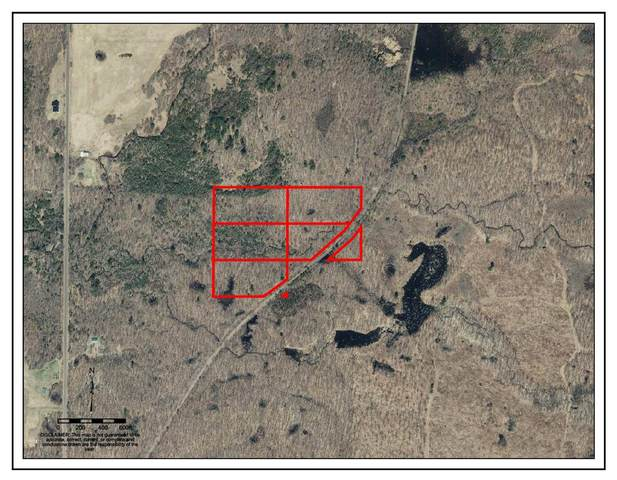 0 Wooddale Road, Edgewater, WI 54817 (#5729258) :: Lakes Country Realty LLC
