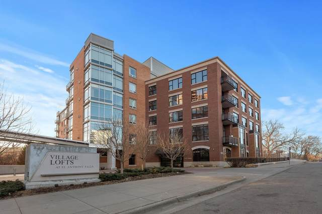 150 2nd Street NE B607, Minneapolis, MN 55413 (#5729789) :: The Janetkhan Group