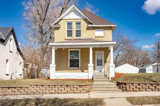 1818 Hillside Avenue N, Minneapolis, MN 55411 (#5729974) :: Helgeson Platzke Real Estate Group